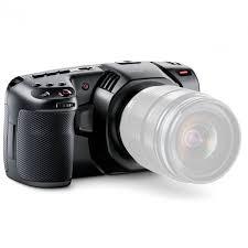 Blackmagic Design Pocket Cinema Blackmagic Design Pocket Cinema Camera 4k
