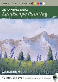 oil painting basics landscape painting dvd