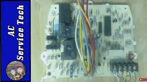 troubleshooting the furnace control board ifc to test if its bad carrier hk42fz009 circuit board at Hk42fz011 Wiring Diagram