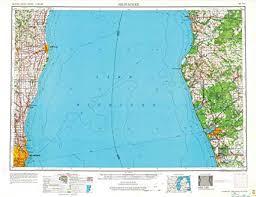 Milwaukee Die Chart Amazon Com Historic Map Historical Topographic Map 1954