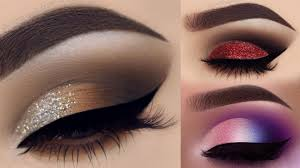 10 beautiful eye makeup tutorials pilation 2017