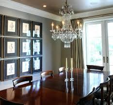 dining room chandelier height dining room chandelier