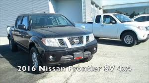 2016 Nissan Frontier Comparison - Crew Cab vs King Cab - YouTube