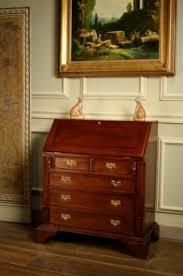 solid walnut hidden home office. Solid Mahogany Bureau Walnut Hidden Home Office T