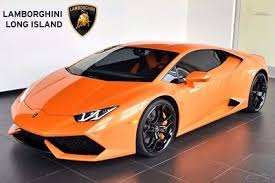 huracan interior orange. lamborghini huracan lp 6104 coupe andretti owned over 35000 in options bicolor interior orange