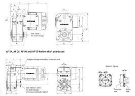 demag af 05 af 06 af 08 af 10 af 12 af 18 component demag roller couplings