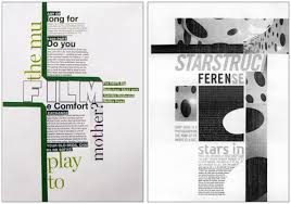 Magazines Layouts Ideas The Creative Way To Maximize Design Ideas With Type