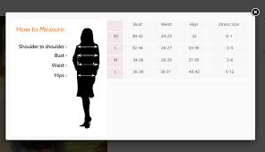 Magento 2 Size Chart Extension Size Chart Extension For Magento 2