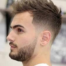 Dégradé Cheveux Homme Court