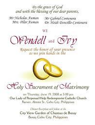 Marriage Invitation Sample Email Stunning Wedding Invitations Wording Samples Wedding Invitation Ideas