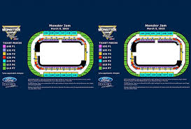 Seating Chart Ford Idaho Center Events Monster Jam 2019 Sold Out Ford Idaho Center