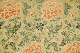 Floral Brocade Floral Brocade Panel