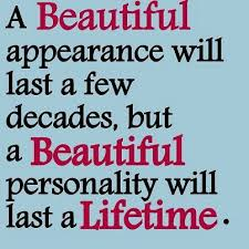 Beautiful Personality Quotes Best of Beauty Teaching Learning Pinterest Inspirational