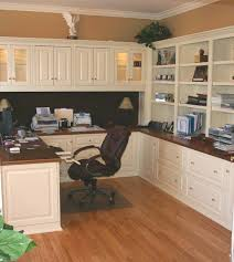 office built in. built in cabinets traditional-home-office office l