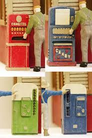1950'S Vending Machine Fascinating O Scale 48's Era VENDING MACHINE Variety Pack