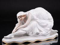 Фарфоровые статуэтки балерин