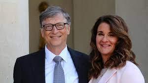 Bill en Melinda Gates gaan na 27 jaar scheiden | NU - Het laatste nieuws  het eerst op NU.nl