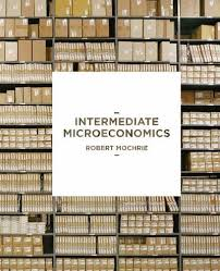 mochrie intermediate microeconomics learning resources student  jacket image