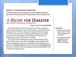 Persuasive Writing Borrowed with permission from Ms  Walsh    ppt     Persuasive Texts PowerPoint