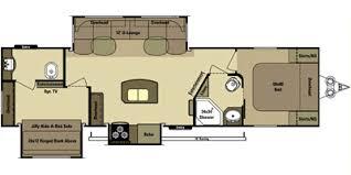 >open range travel trailer floor plans 17 best 1000 ideas about  2015 open range rv light series m 307bhs floorplan prices values