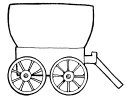 black and white covered wagon. cg_covered-wagon.gif black and white covered wagon c