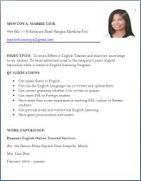 5 Fresher Resume For Teacher Job Trinity Training