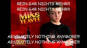 Charlie und die Schokoladenfabrik Mike Teavee German, German lyrics,  English subtitles - YouTube