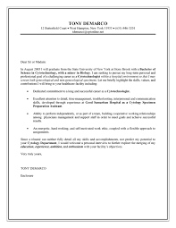 Cold Call Cover Letter Retail