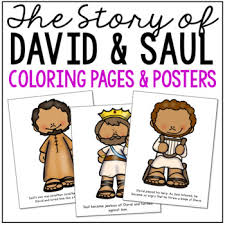 In 1 samuel 24 and 1 samuel 26, david is presented with the opportunity to kill saul… twice. David And Jonathan Coloring Pages Ebook