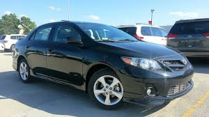 2013 Toyota Corolla S Technology and Leather Package Start up ...