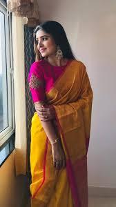 Designer Blouse Patterns For Pattu Sarees Pin By Kallem On Blouse Designs In 2019 Blouse Designs
