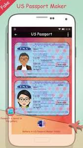 Free Passport Android Fake For Download Entertainment App Us Apk wFB7xU6q
