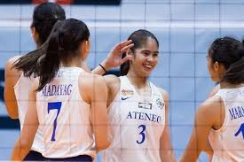Deanna Wong not ruling out a return to Ateneo - SUNSTAR
