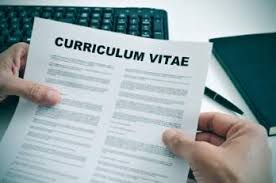 Order Your Customized CV Click on Your Level of Experience