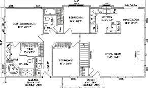 3 Bedroom Open Floor House Plans Ideas Unique Inspiration Design