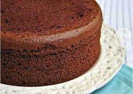 Eggless Chocolate Sponge Cake Recipe By Hafsa Zoya Cookpad India