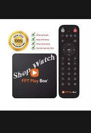 Android TV box FPT PLay Box-Hàng chính hãng 2019. Giá : 1290000 đ – Tikio  Shop