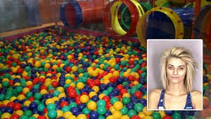 mcdonalds play place ball pit.  Ball A Story That A Woman Was Arrested For Pleasuring Herself With Happy Meal  Toy In McDonaldu0027s Ball Pit Came From Site Only Publishes Hoax News For Mcdonalds Play Place Ball Pit