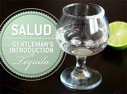 salud a gentleman s introduction to tequila