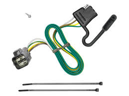 tow ready 118720 custom fit wiring harness 4 flat connector temporarily out of stock