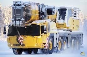 Grove Gmk5250xl 1 300 Ton All Terrain Crane For Sale