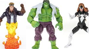 <b>Toy</b> Fair <b>2019</b>: See Tons of <b>New Marvel</b> Legends Figures | News ...