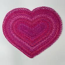 heart shaped rug target