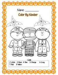 Small Picture color by number halloween coloring page Halloween food and fun