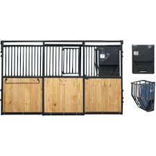 priefert horse stall front