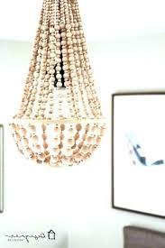 chandelier bead lamp shade