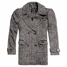 superdry classic wool peacoat coats multicolor women s clothing