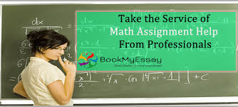 mathematics myassignmenthelp co in take the service of math assignment help from professionals