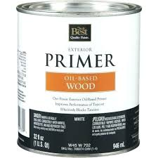 best exterior oil based paint best primer