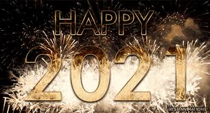 Hope you guys have a safe and happy new years! Amazing 2021 Happy New Year Gif Animation